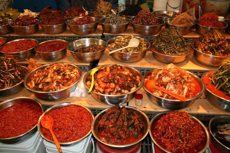 world cup south korea kimchi